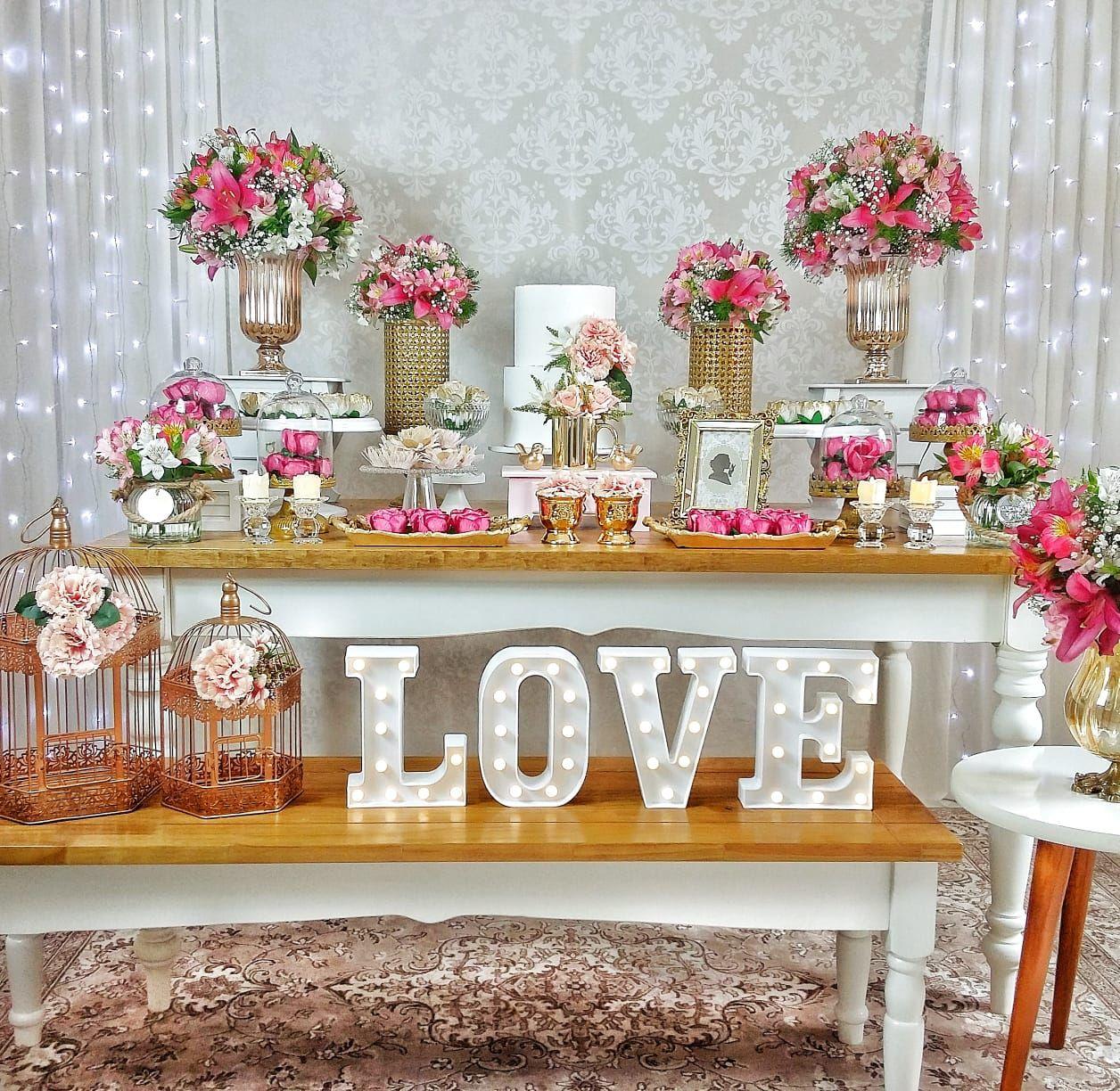 10 ideias de Noivado   decoração de noivado, decoração de ...