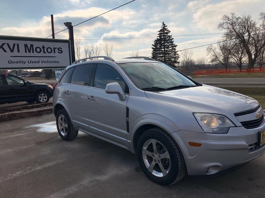 Used 2013 Chevrolet Captiva Sport Fleet In Davison Michigan Kvi