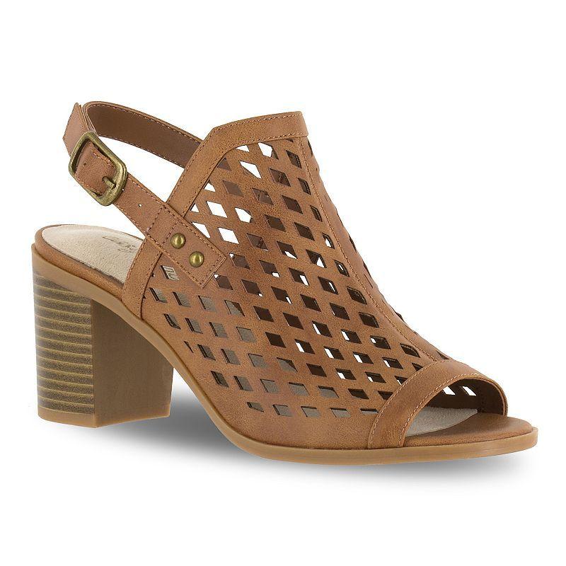 95412c23067 Easy Street Shoes Erin Women s Block Heel Sandals