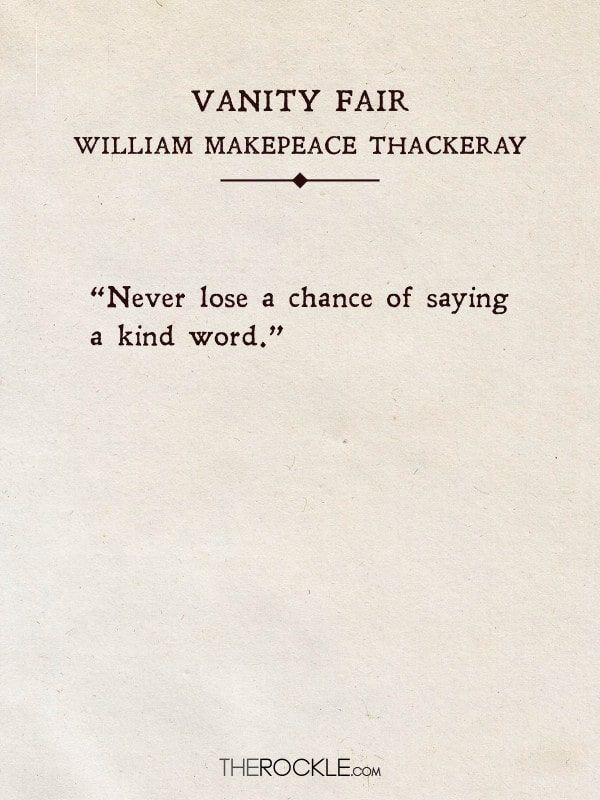 Literary Quotes About Life