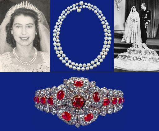 Wedding Gifts Queen Elizabeth : queen elizabeth wedding pictures of queen elizabeth elizabeth ii royal ...