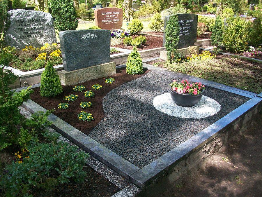 Grabgestaltung Grabpflege In Emden Aurich Und Umgebung Grabgestaltung Grabgestaltung Doppelgrab Gartendesign Ideen