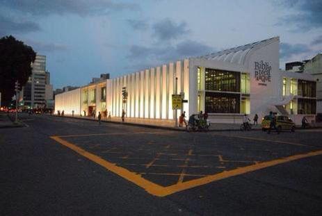 Biblioteca Parque Estado do Rio de Janeiro