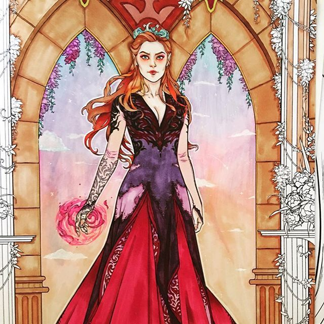 So Close To Being Done Feyre From The A Court Of Thorns And Roses