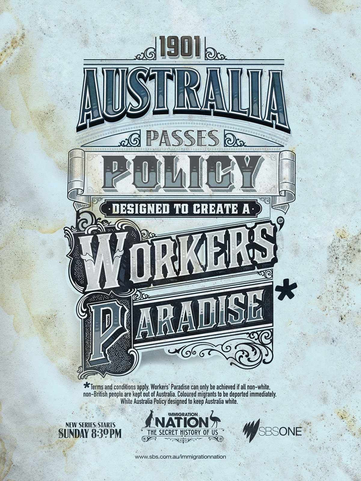 Immigration Nation: Workers' Paradise