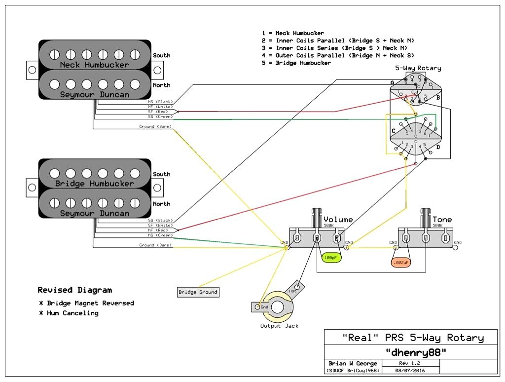 Gfs Pickup Wiring Diagram Guitar Diagrams Adorable G B