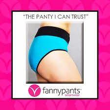 Fannypants So Women With Lbl Can Feel Like Women Light Bladder Leakage Bladder Leakage Night Sweats