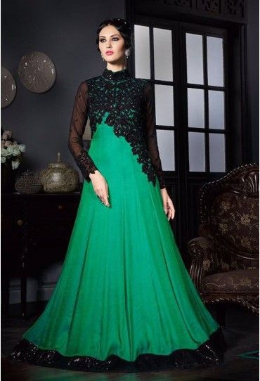 buy gowns online, partywear gowns, party wear tops, designer sarees ...