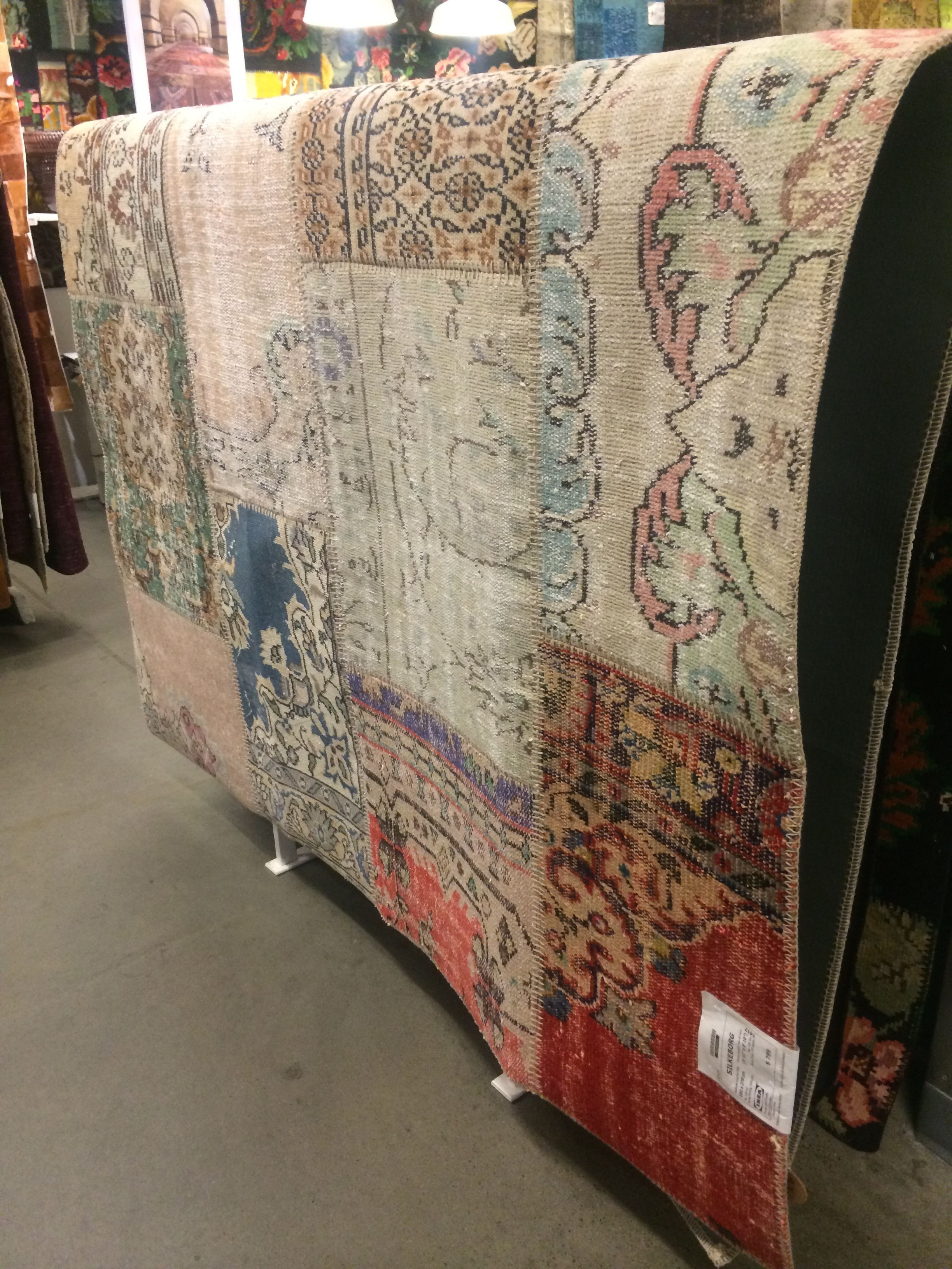 Beautiful Turkish Patchwork Rugs