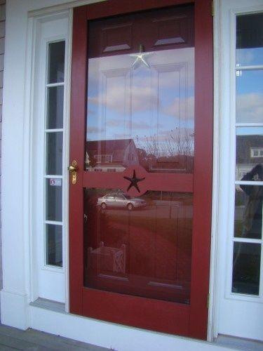 Wood Screen Doors Custom | Gallery Custom Screen Doors « Custom Wooden  Screen /
