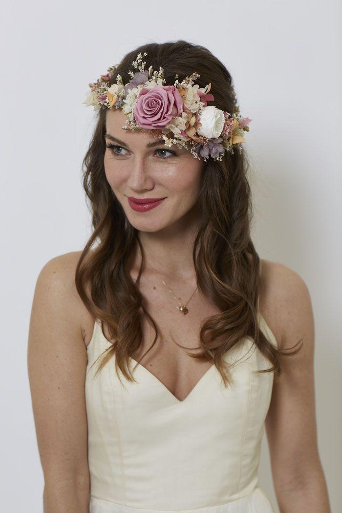 10 divine flower crown designs | A Midsummer Night's Dream