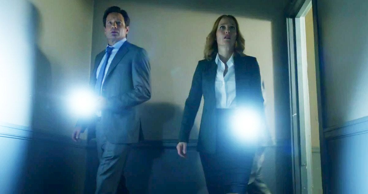 'The X-Files' Extended Trailer: The Truth Is Still Out There -- Mulder and Scully reunite to uncover the truth in the full two-minute trailer from Fox's 'X-Files' revival series, debuting this January. -- http://movieweb.com/x-files-revival-extended-trailer/
