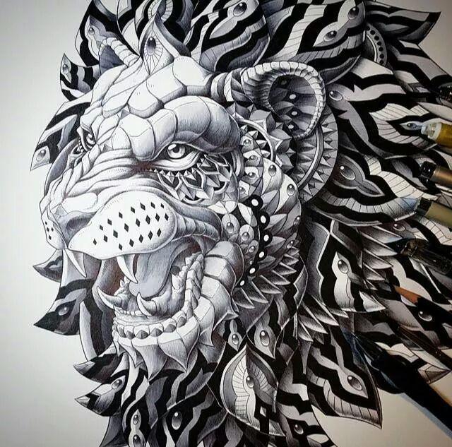 #art #drawing by Ben Kwok