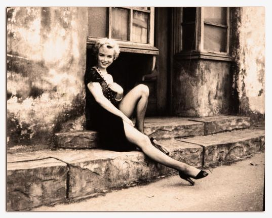 Marilyn Monroe photographed by Milton H Greene April 1956 - Los Angeles -