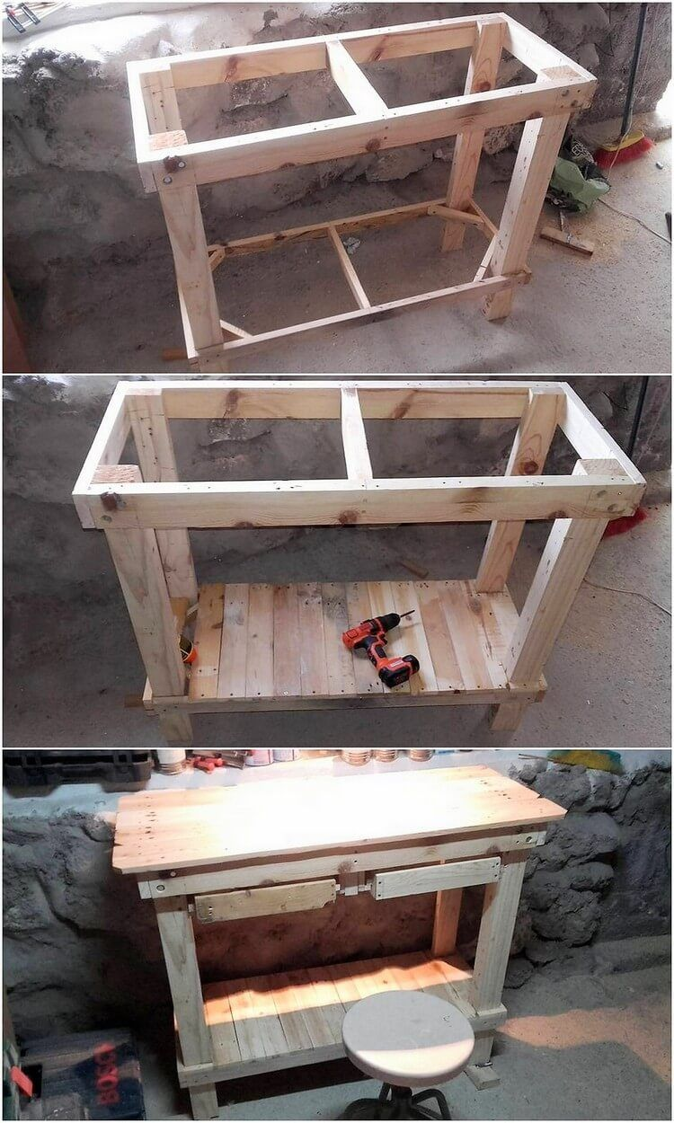 Incredible Ideas for Upcycling Shipping Wood Pallets ...