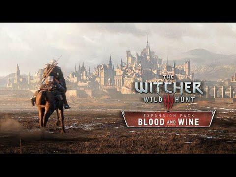 The Witcher 3 Кровь и Вино. Дневники разработчиков (The Witcher 3 Blood ...