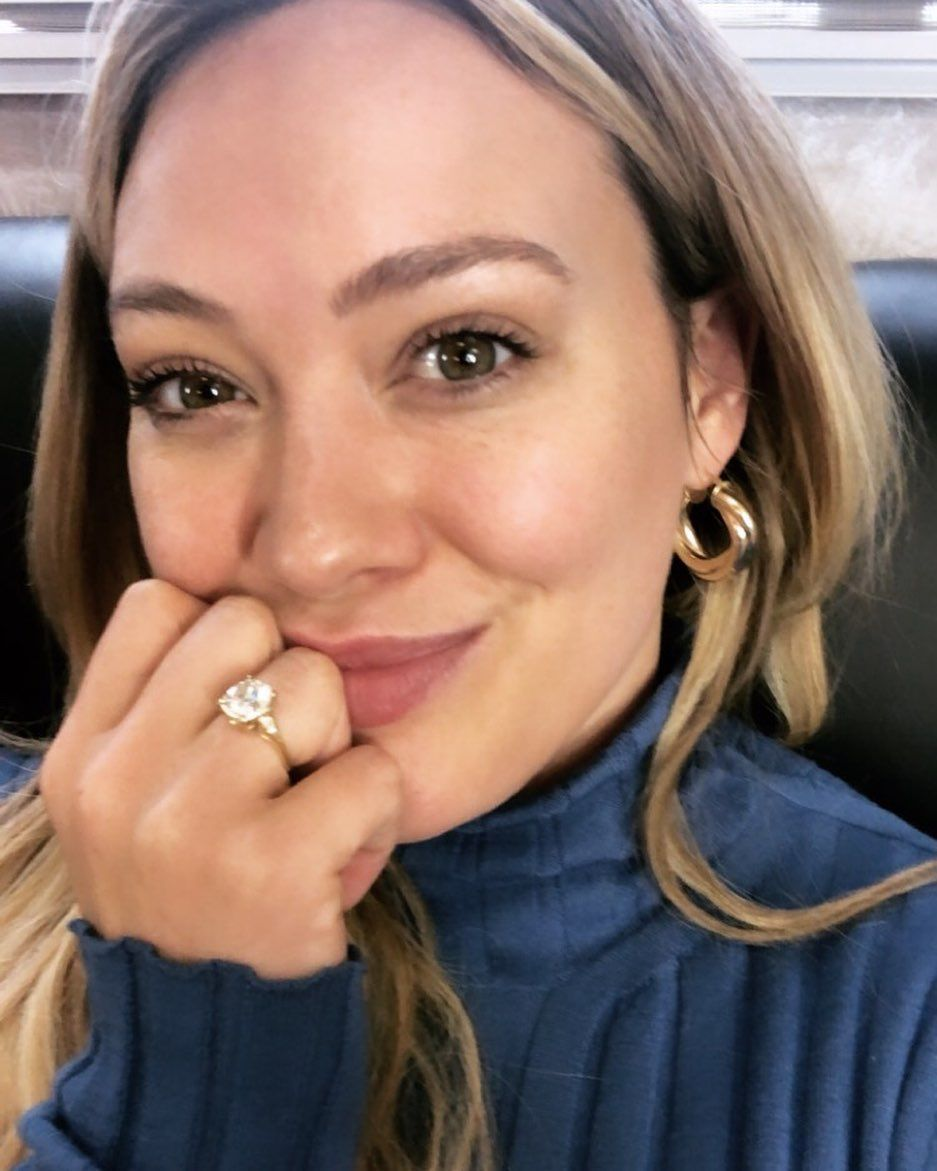 The Most Epic Celebrity Engagement Rings Of 2019 So Far