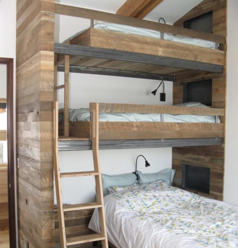 10 Types Of Triple Bunk Beds Plus 25 Top Picks 2020 House Bunk