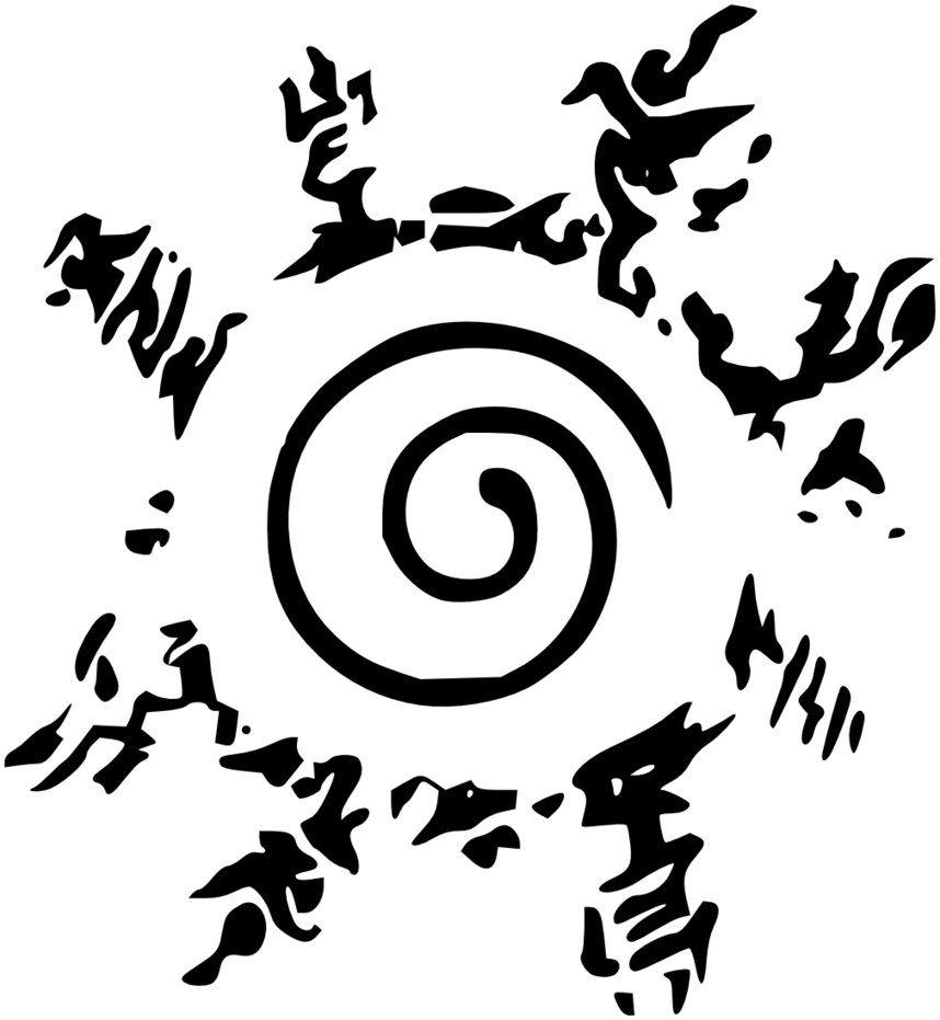 Naruto nine tales seal tattoo pinterest naruto anime and naruto nine tales seal biocorpaavc Image collections