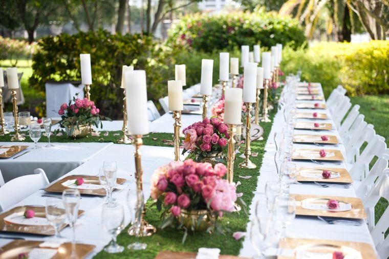 A Whimsical Romantic Garden Wedding Romantic Wedding