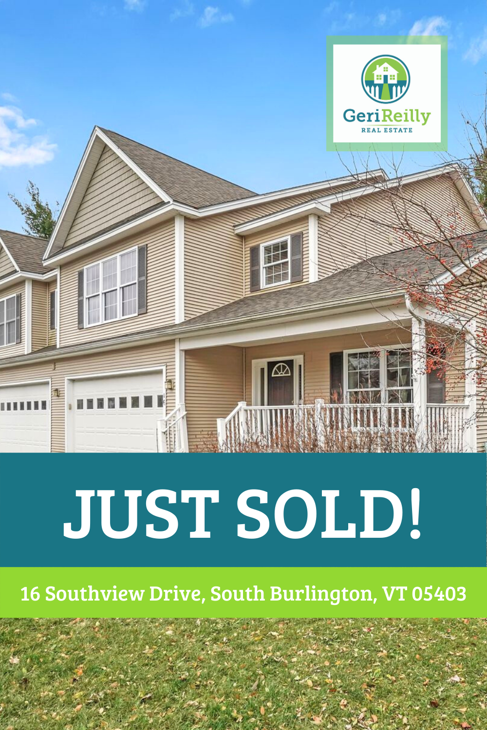 Just Sold In 2021 Real Estate Agent Condo House Styles