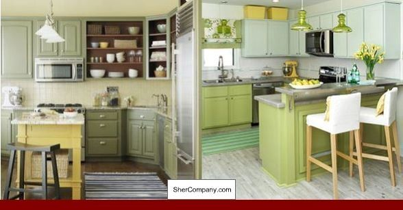 Budget For Small Kitchen Remodel and Pics of Kitchen Remodeling - Kitchen Renovation On A Budget