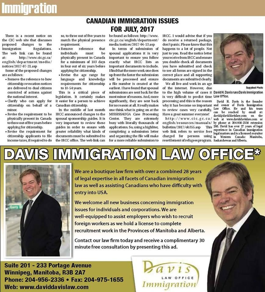 If You Are Searching The Affordable Canada Immigration Law Firm