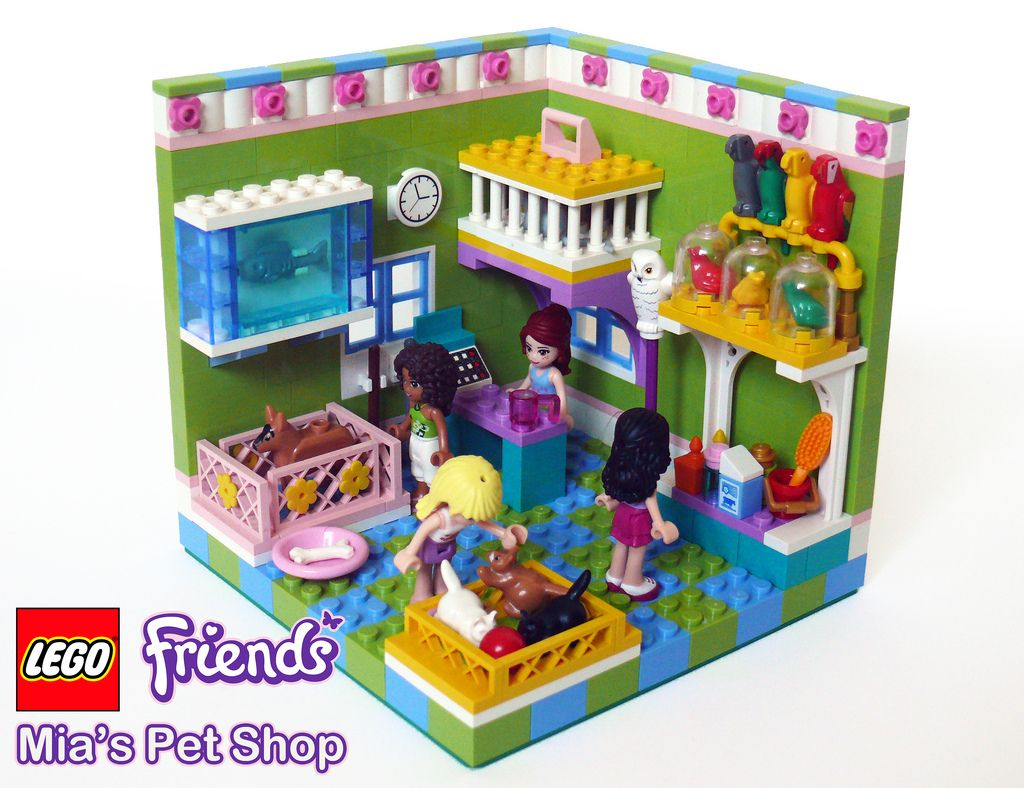LEGO Friends Creative Tuning Shop Sold by Kmart. add to compare compare now. $ LEGO Friends Mia's Bedroom Sold by Sears. add to compare compare now. $ LEGO Friends Drifting Diner Sold by Kmart. add to compare compare now. $ LEGO Friends Olivia's Mission Vehicle