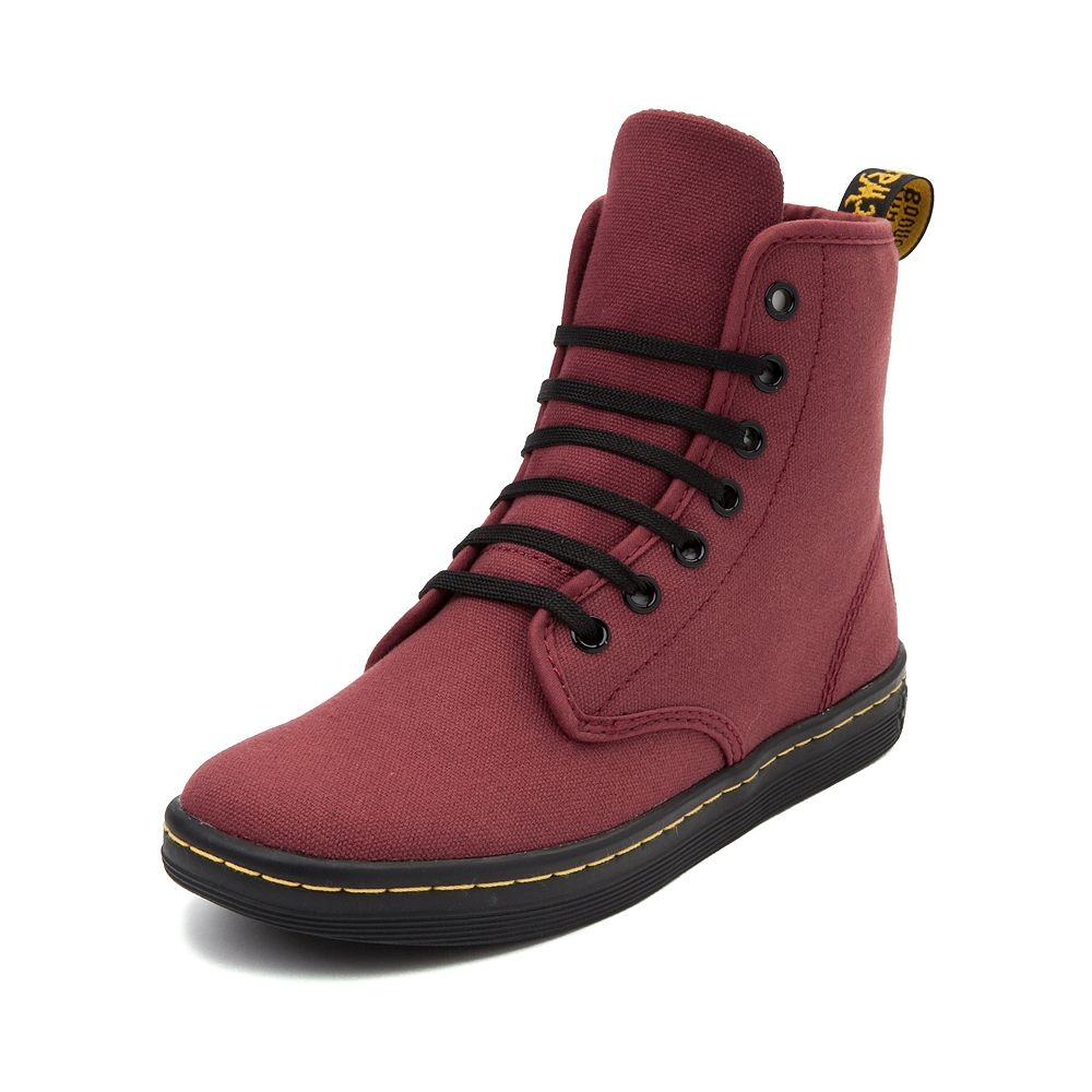 Sleek and lightweight boot from Dr. Martens, the