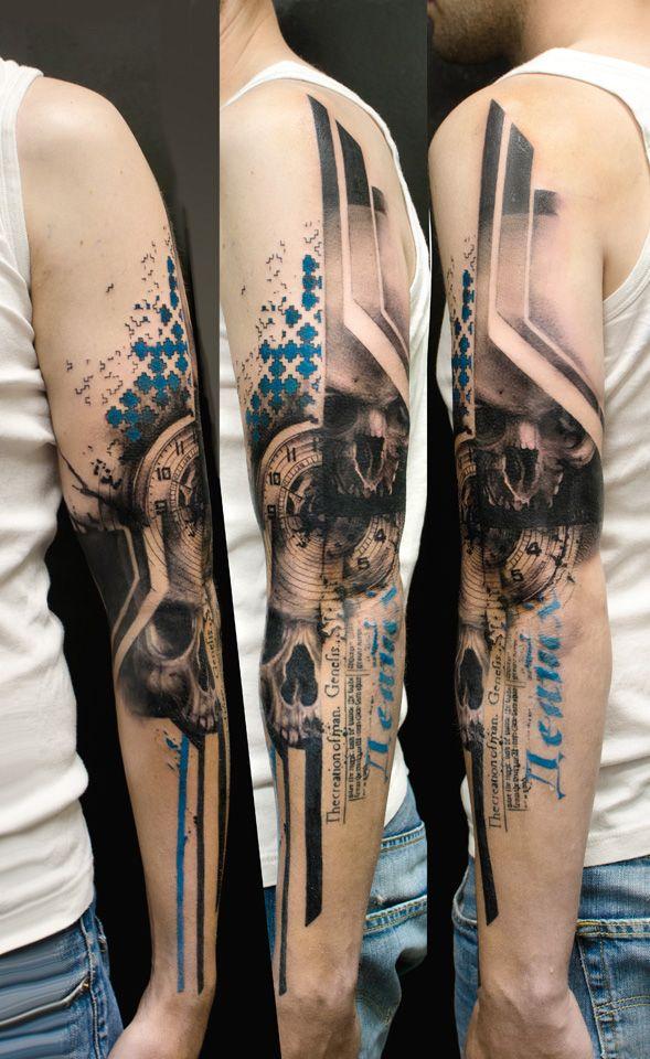 Flowers Tattoo By Klaim Street Tattoo: Recherche Google (With Images