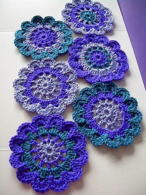 Japanese Flower | Crochet | Pinterest | Flor, Varios y Tejido