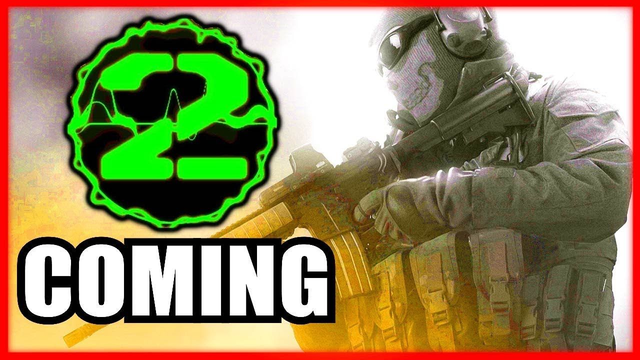 Here's Why MODERN WARFARE 2 REMASTERED is 99% CONFIRMED (MW2