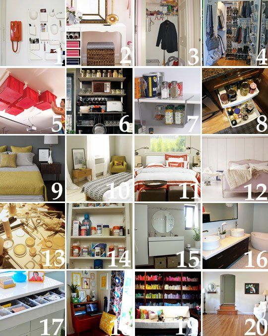 20 weekend projects for every room in your house because everyone needs an additional 20 diy projects on the list right