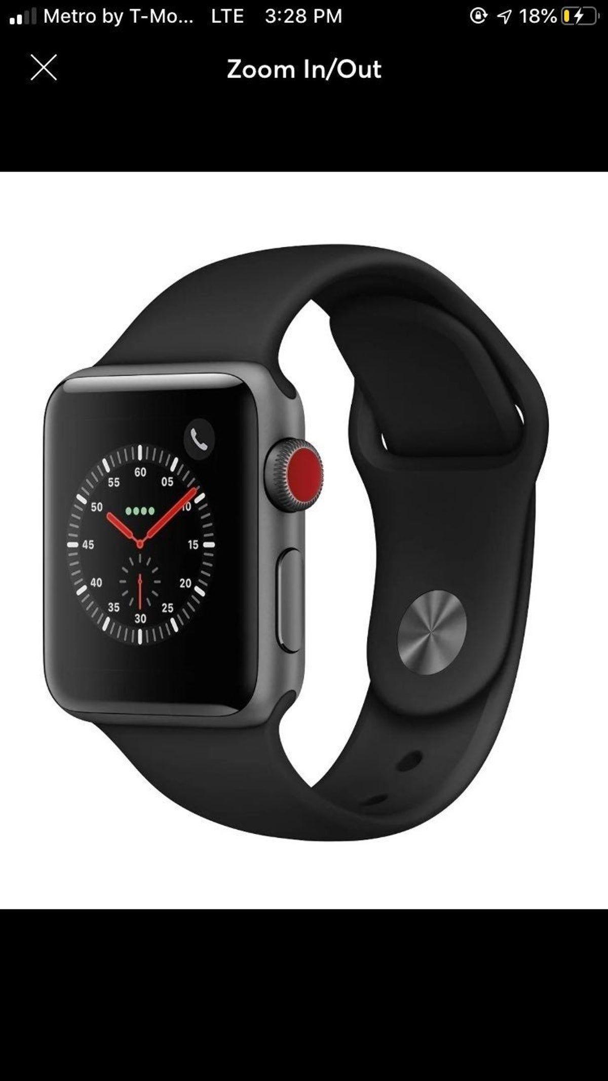 Apple Watch Series 3 44mm in 2020 Buy apple watch, Apple