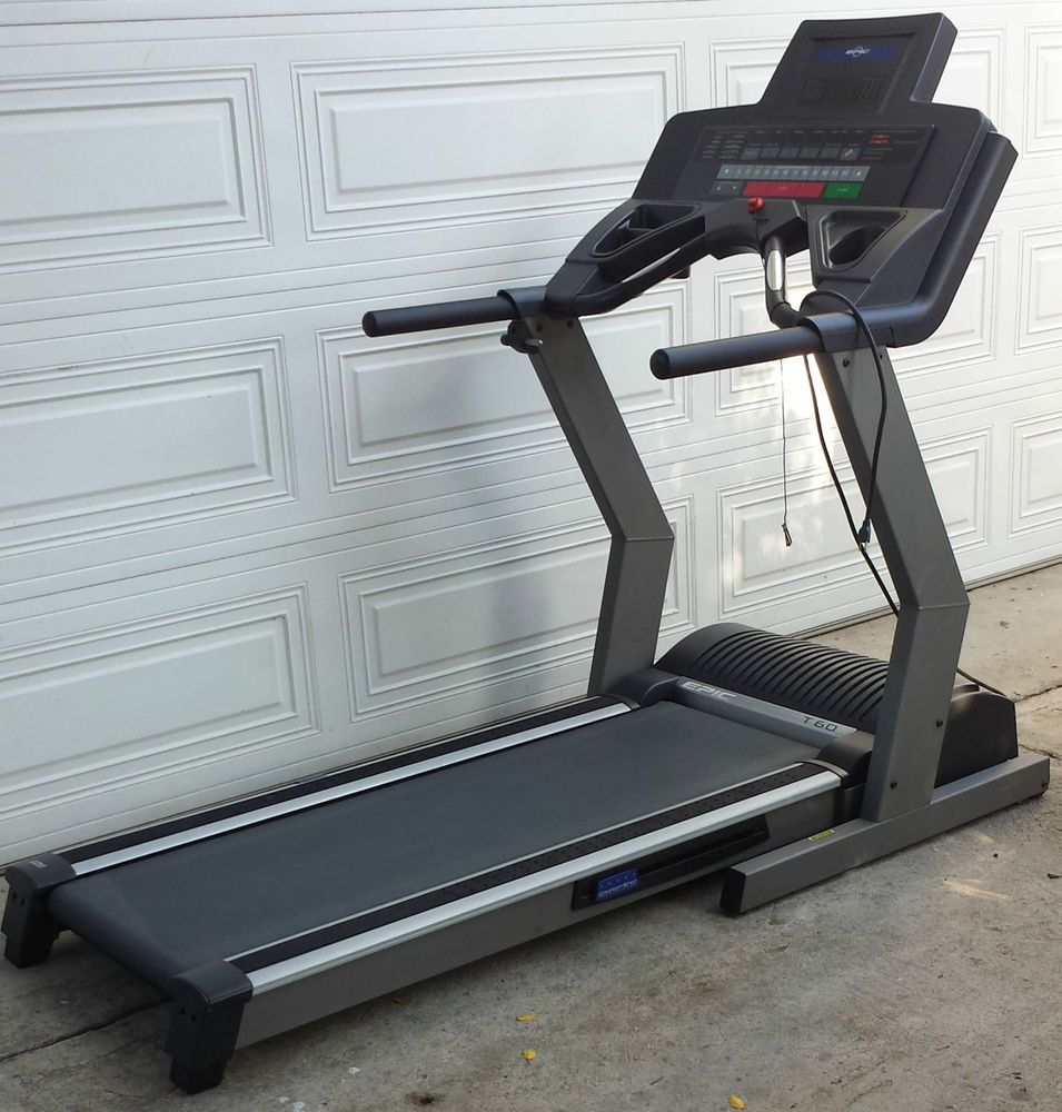 Epic T60 #treadmill Space Saver Impact Cushion System 3
