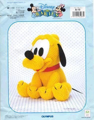 Pluto (na szydełku - crochet pattern) - Kasia K. - Picasa Web Albums ...