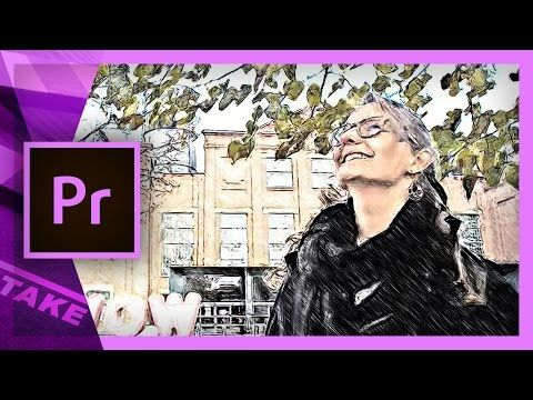 Create a Sketch Video look in Premiere Pro   Cinecom net