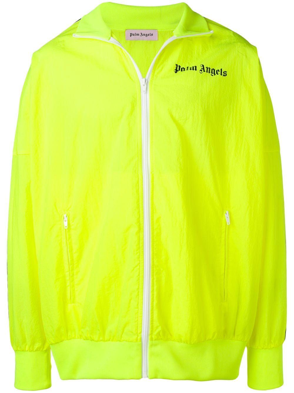 Palm Angels Klassische Trainingsjacke Gelb Palm Angels Jackets Track Jackets [ 1334 x 1000 Pixel ]