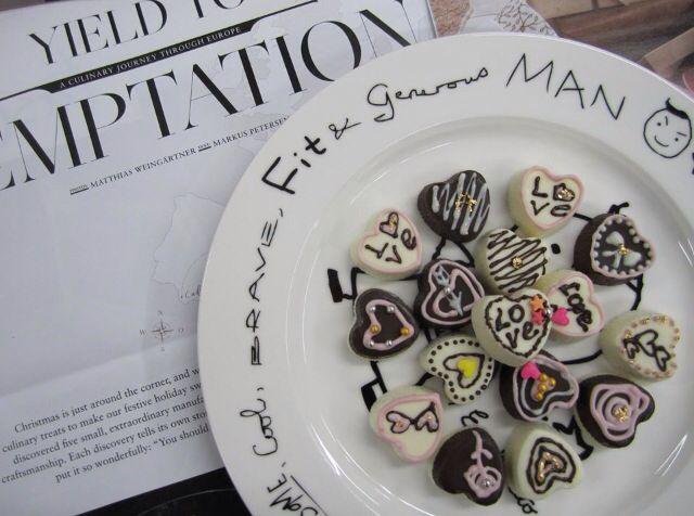 Sweet Heart chocolates!