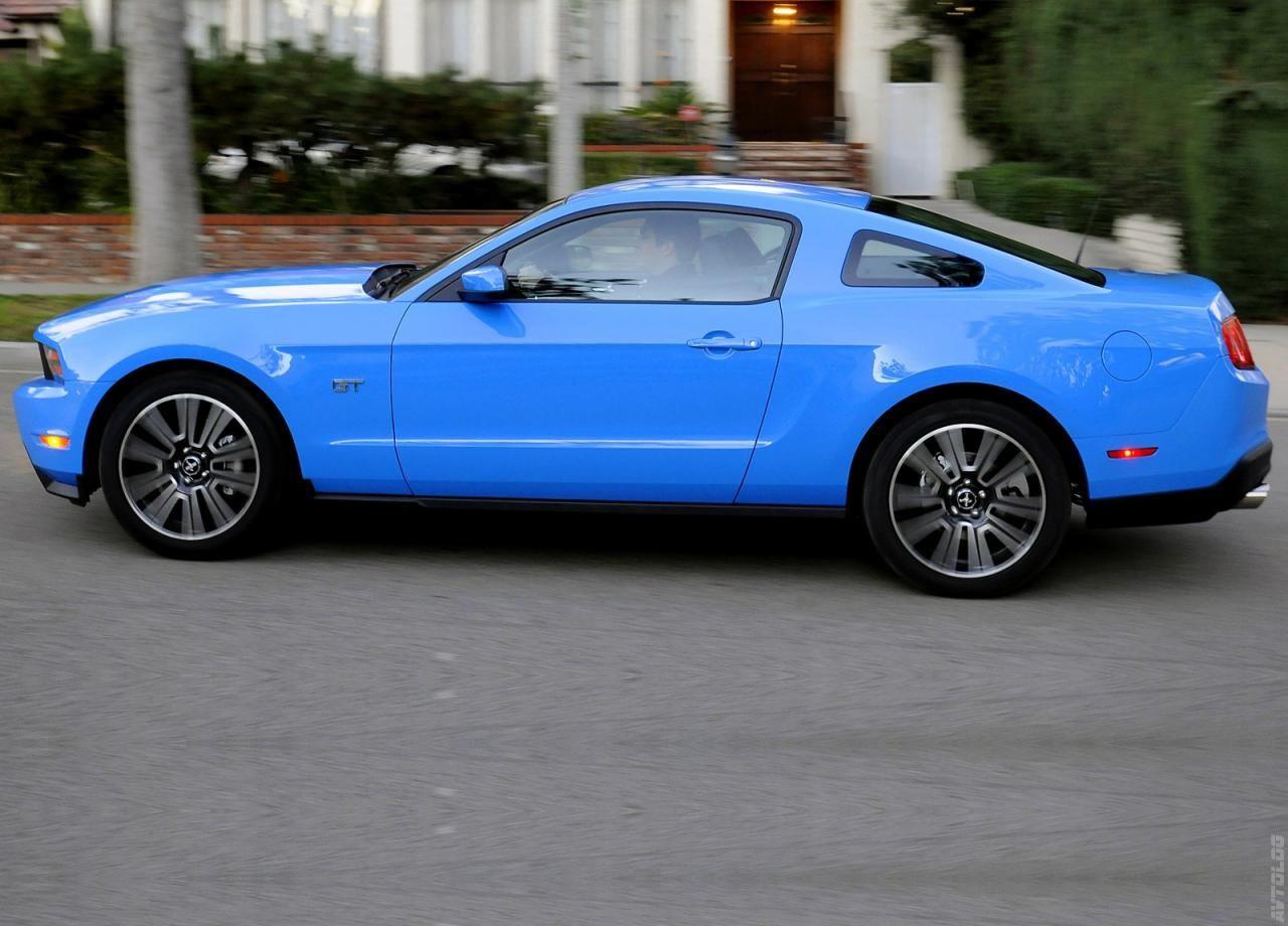 2010 Ford Mustang 2010 Ford Mustang Ford Mustang Mustang