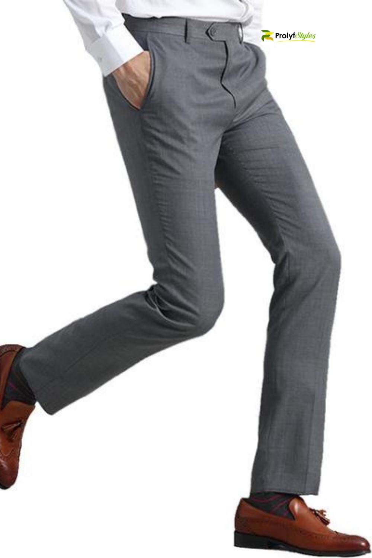 Slim Fit Flat Front Pant Black Dress Pants Men Mens Dress Pants Slim Fit Pants Men [ 1500 x 1000 Pixel ]