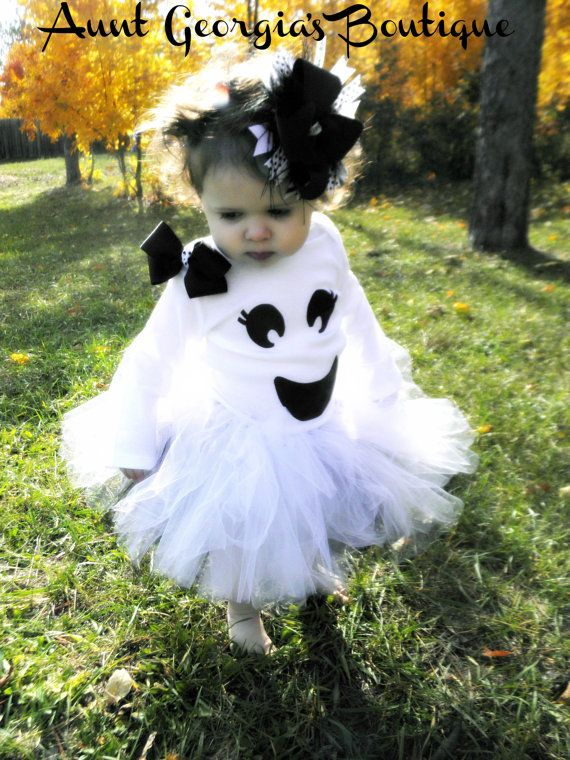 Bootiful Ghost Costume on Etsy, $5500 Things to do with my - 18 month halloween costume ideas