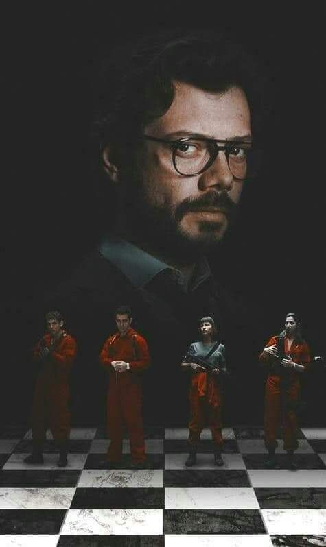 La Casa De Papel Netflix Series Netflix Best Series