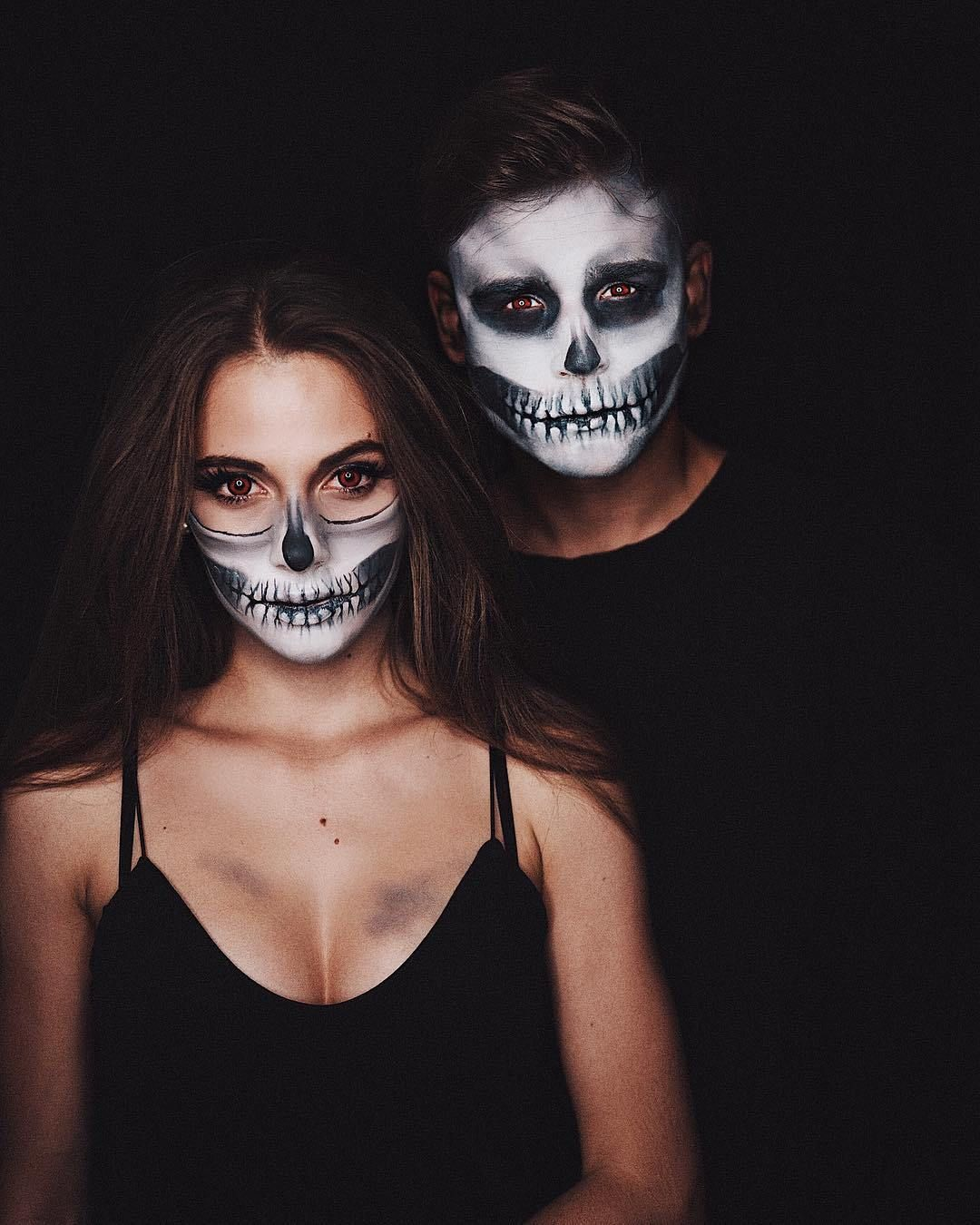 seriously spooky influencer halloween looks