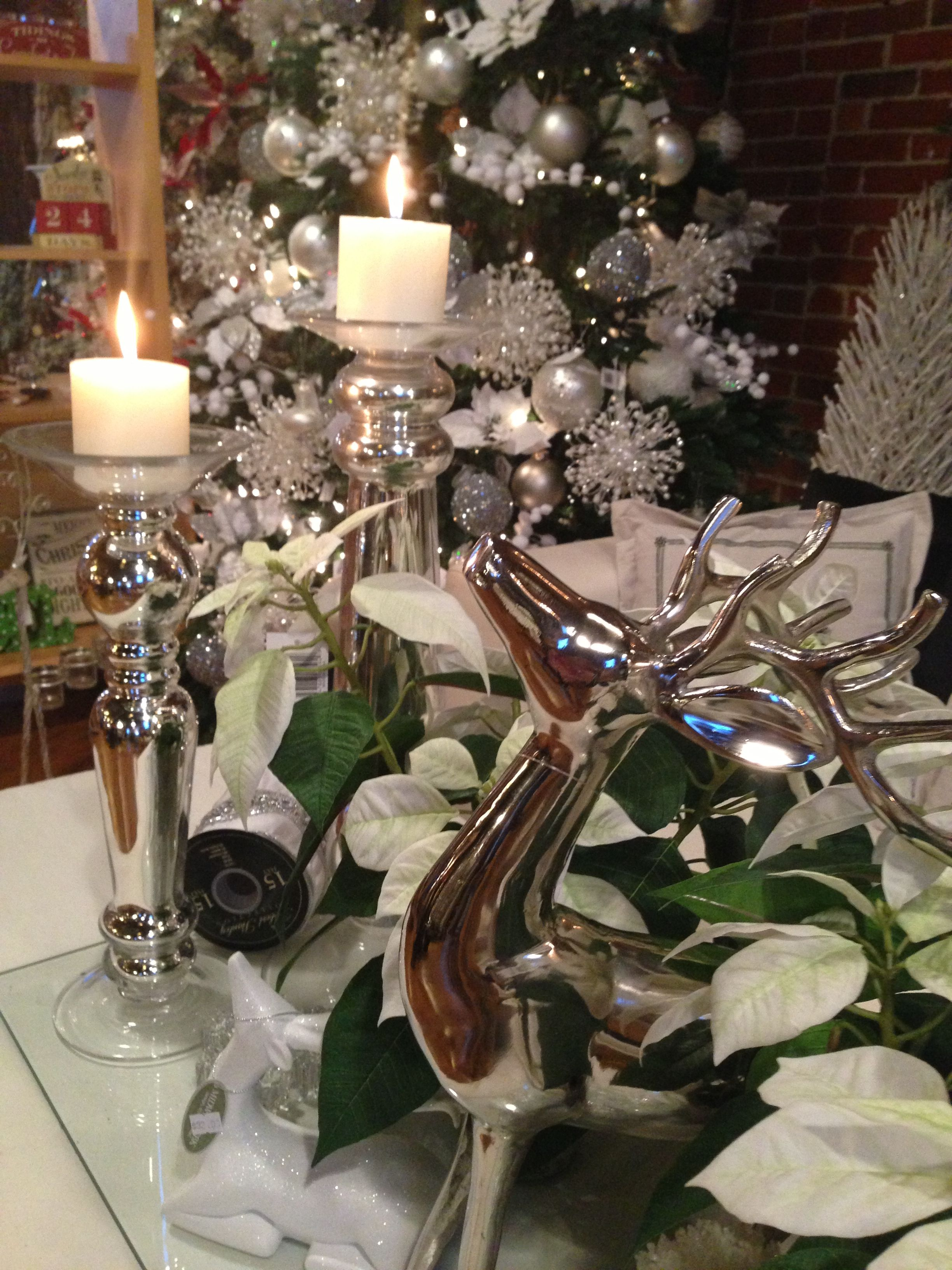 Winter wonderland root candles flagship store for Mica decoration cloche