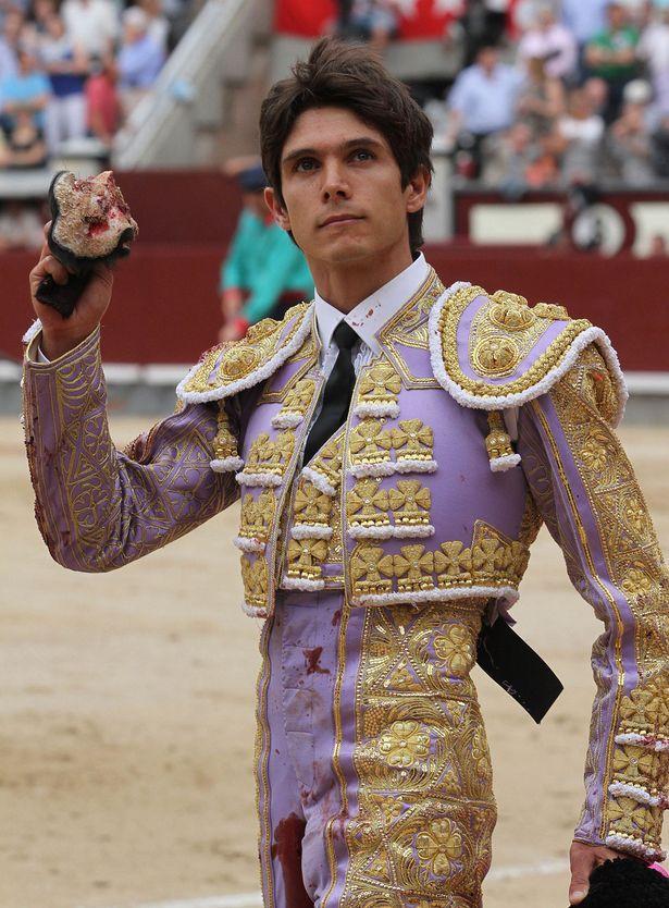 spanish style bullfighting