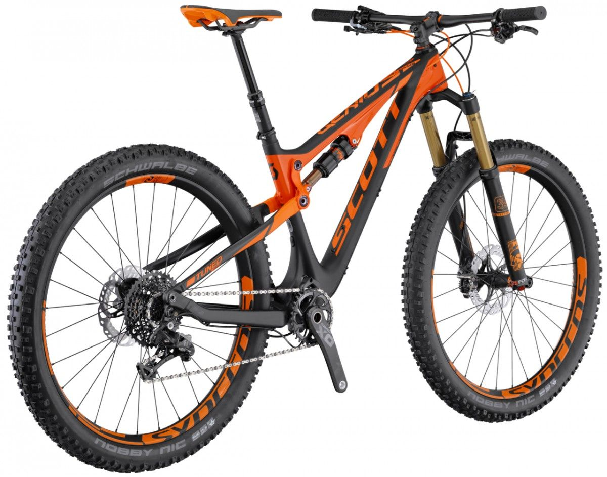 Breaking News Scott Sports Announces 275 Bikes Mountain Biking