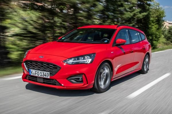 New Ford Focus St Line Estate 2018 Review Ford Focus St New