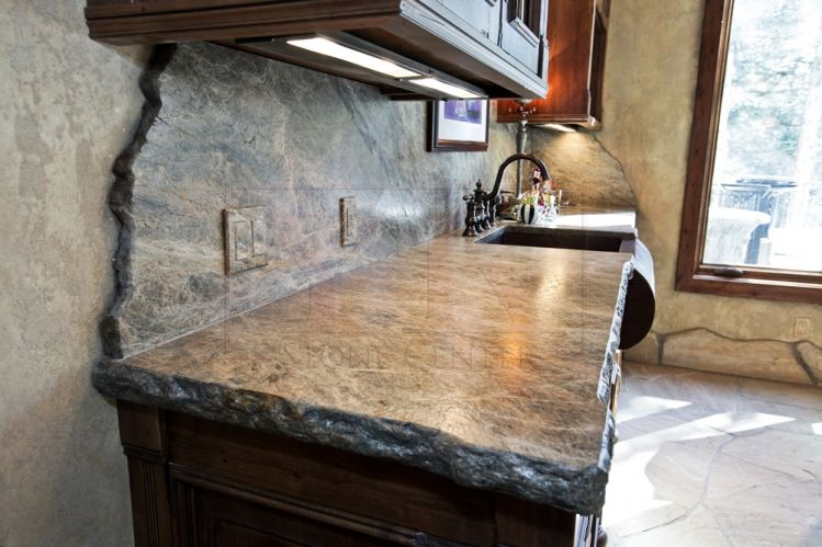 Brachia Montana Granite material, YKStone Center denver colorado