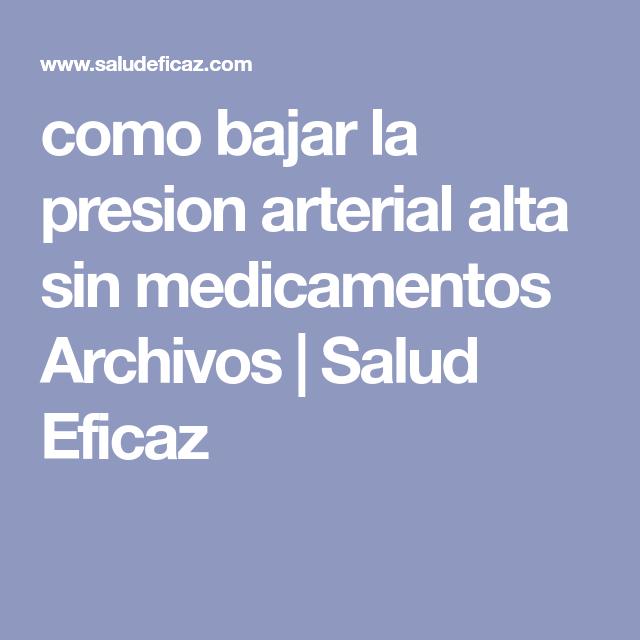 etiologia de la hipertensión arterial en la forma natural